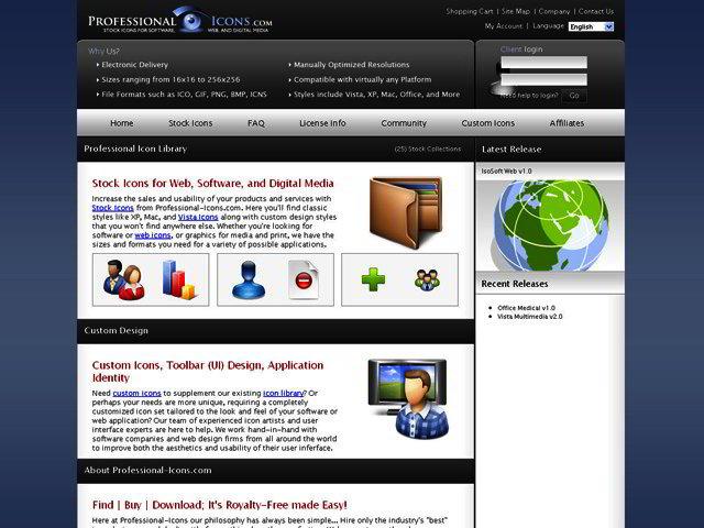Premium Icon Provider