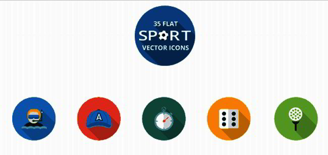 flat icons1