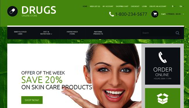Green Color in Web Design