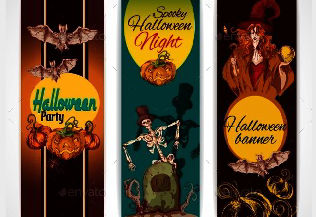 Halloween Design Resources