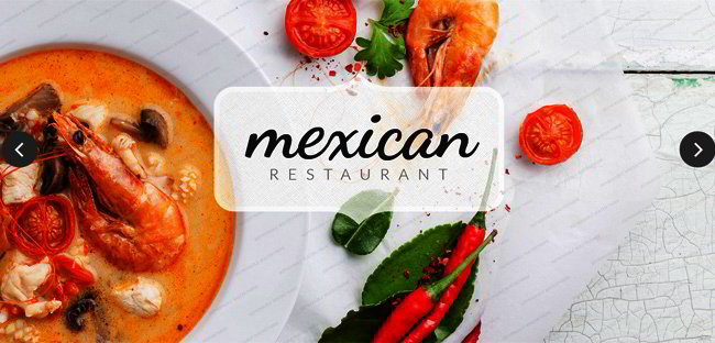 Food Related Website