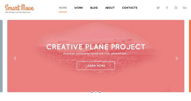 pastel colors in web design