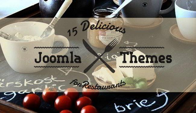 Joomla Themes for Restaurant